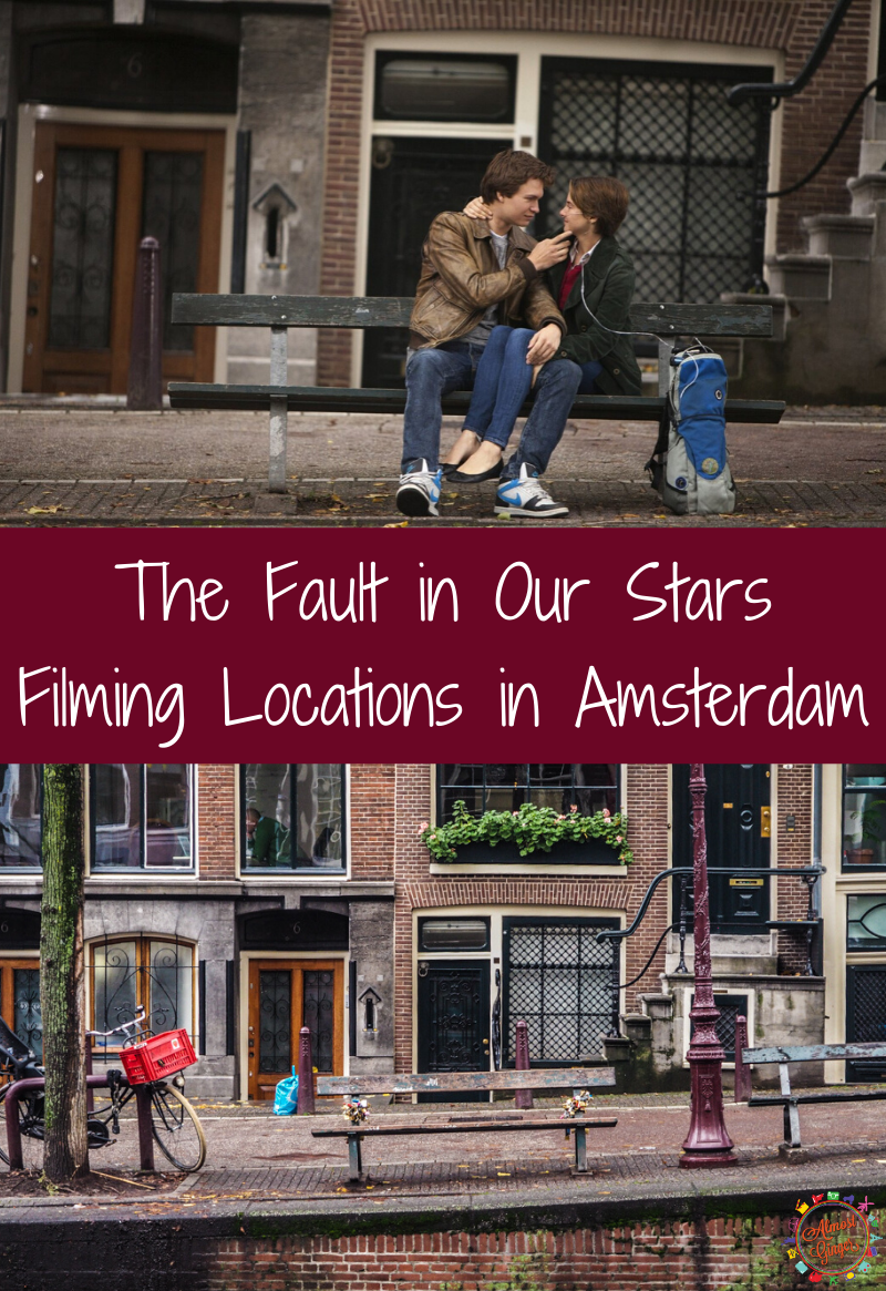 The Fault in Our Stars Filming Locations in Amsterdam   almostginger.com