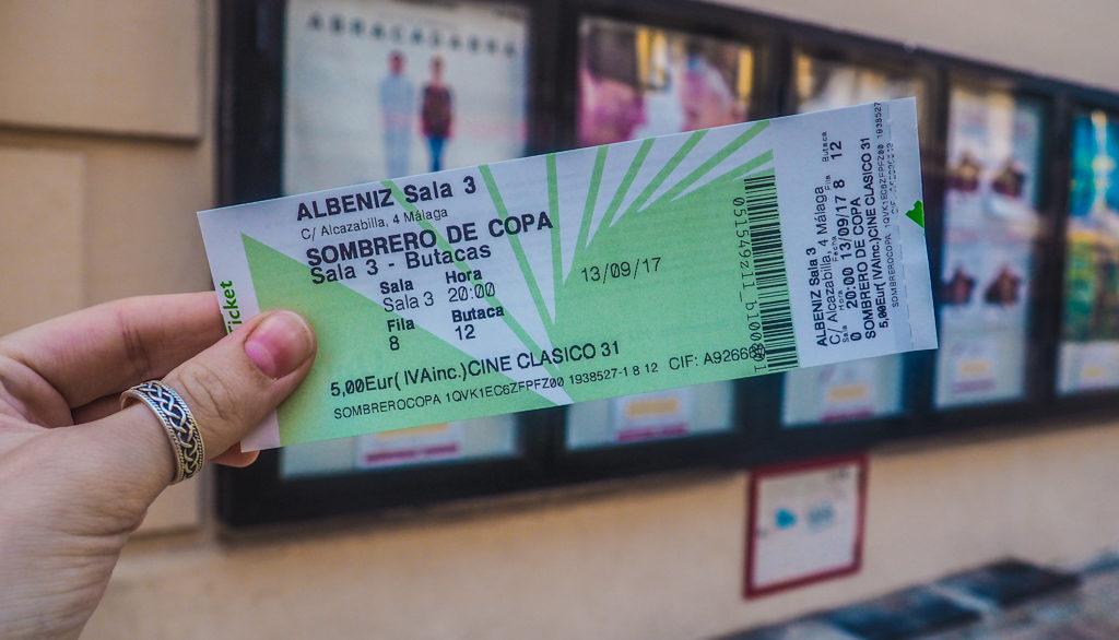 Somehow I ended up attending Málaga Film Festival... | almostginger.com