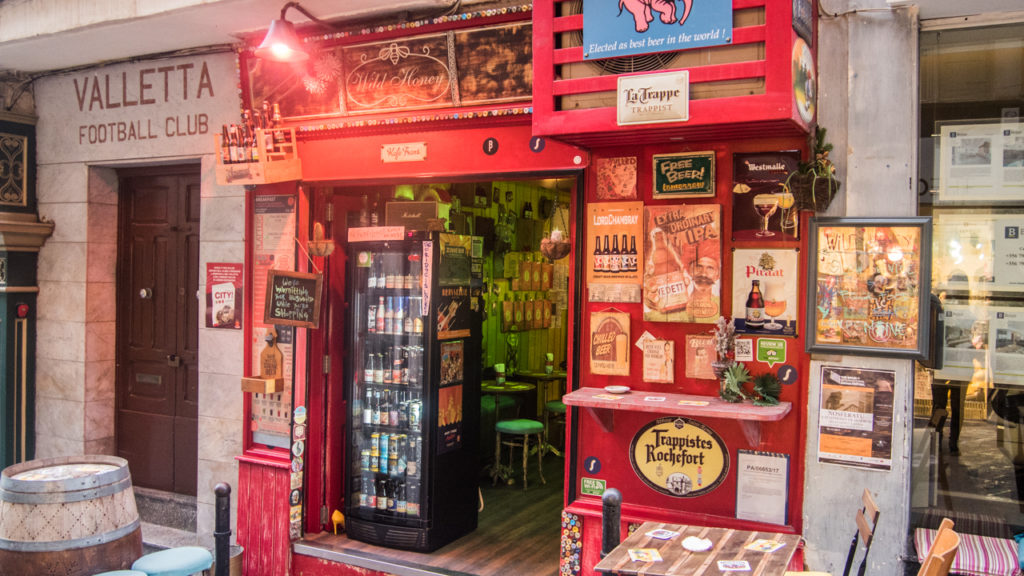 Where to find the Best Craft Beer in Malta, Malta Beer, Malta Craft Beer, Malta Breweries featuring Lord Chambray, 67 Kapitali, Good Thaimes and Wild Honey | almostginger.com