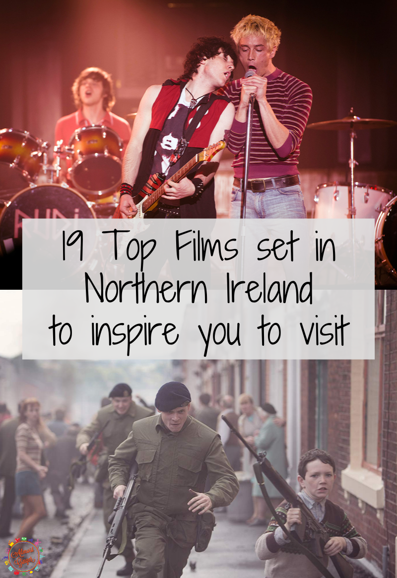 19 Films set in Northern Ireland to Inspire you to Visit | almostginger.com