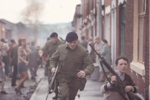 '71, one of the top films set in Northern Ireland