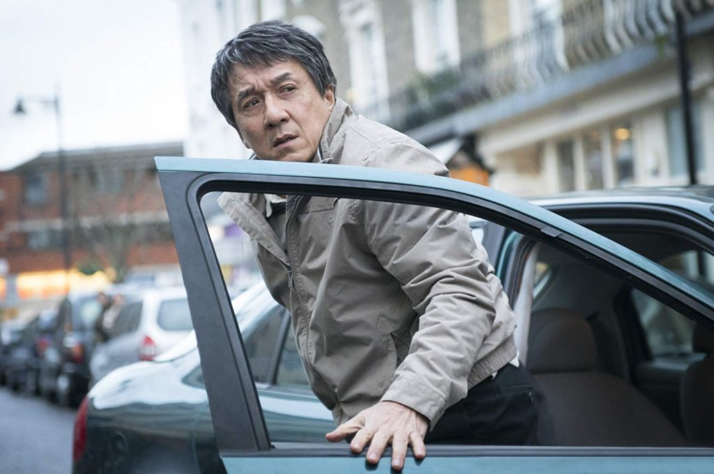 The Foreigner, one of the top films set in Northern Ireland