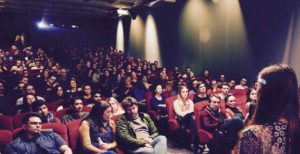 Lost in Frenchlation: Bringing French Cinema to Paris' International Community | almostginger.com
