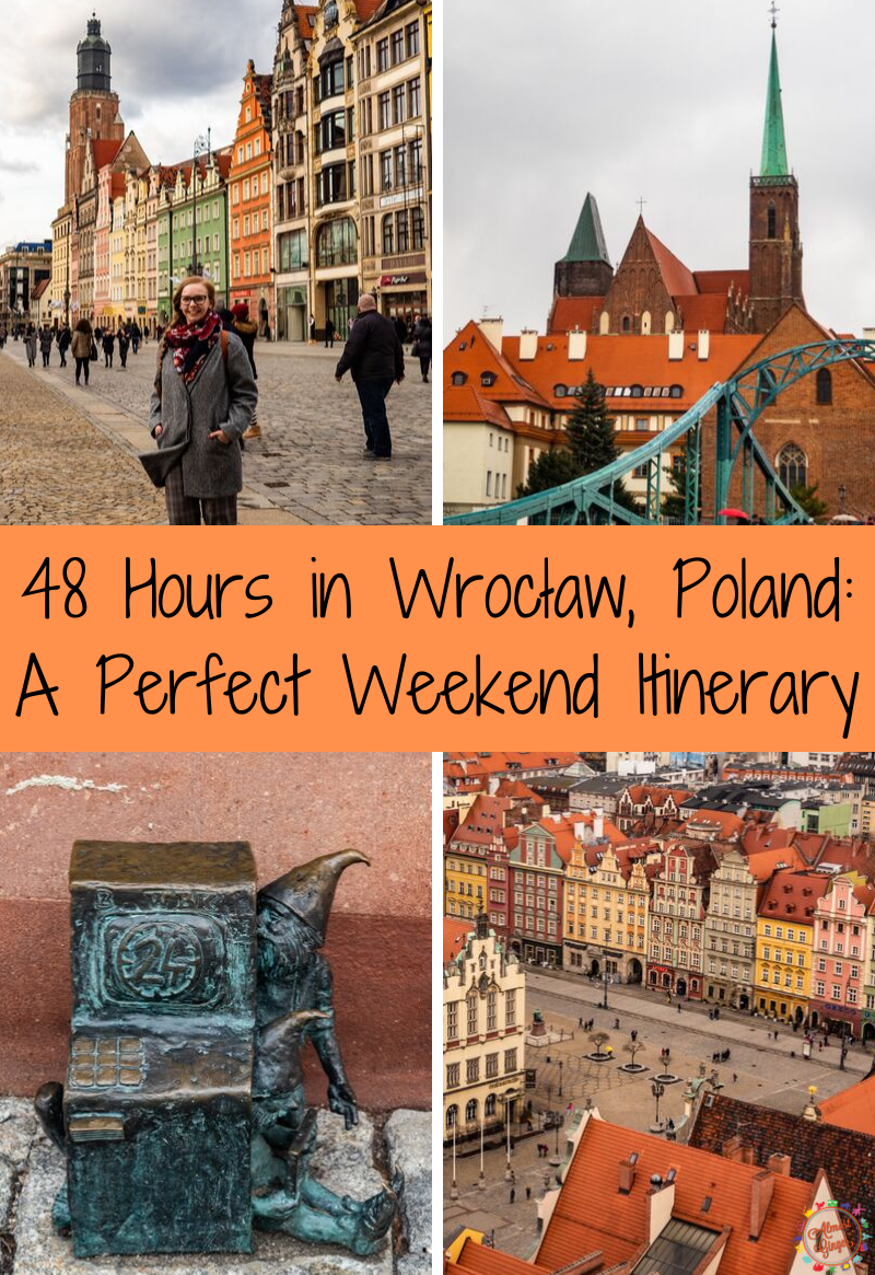 48 Hours in Wrocław, Poland: A Perfect Weekend Itinerary | almostginger.com