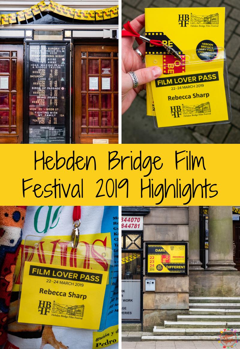 Hebden Bridge Film Festival 2019 Highlights: F Ratings & Maxine Peake! | British Film Festival in Yorkshire, England | almostginger.com