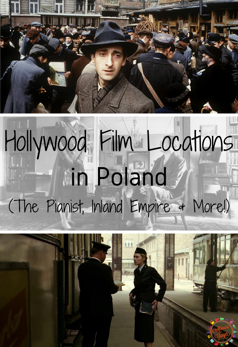 Hollywood Film Locations in Poland: The Pianist, Inland Empire, Zero Dark Thirty, Triumph of the Spirit, The Reader, The Grand Budapest Hotel, The Chronicles of Narnia, Schindler's List, Jakob the Liar & Bridge of Spies! | Poland Filming Locations | almostginger.com