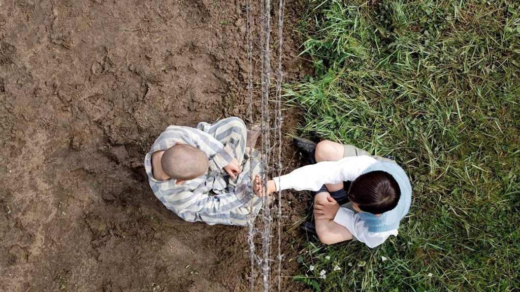 The Boy in the Striped Pyjamas, one of the top films set in Poland