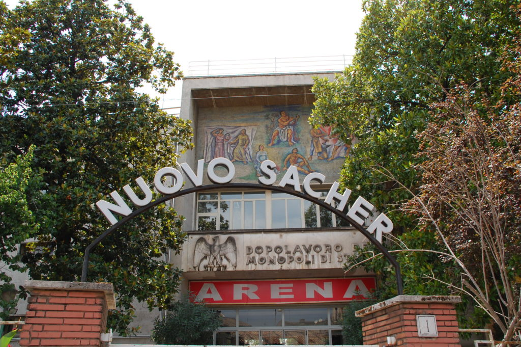 Cinema Nuovo Sacher in Rome, Italy