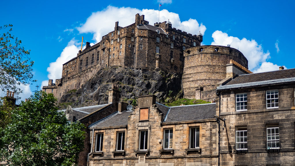 Edinburgh Castle | 3 Days in Edinburgh