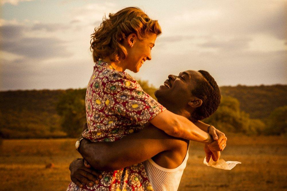 Best Travel Movie A United Kingdom (2016)