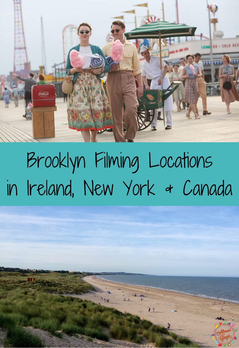 Brooklyn Filming Locations in Ireland, New York & Canada | almostginger.com