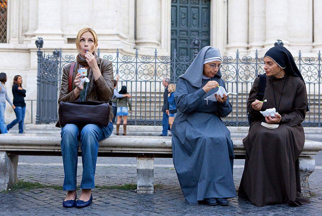Best Travel Movie Eat Pray Love (2010)