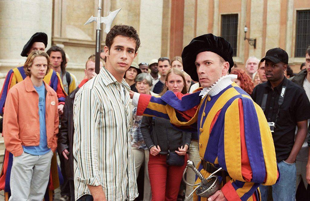 Best Travel Movie EuroTrip (2004)