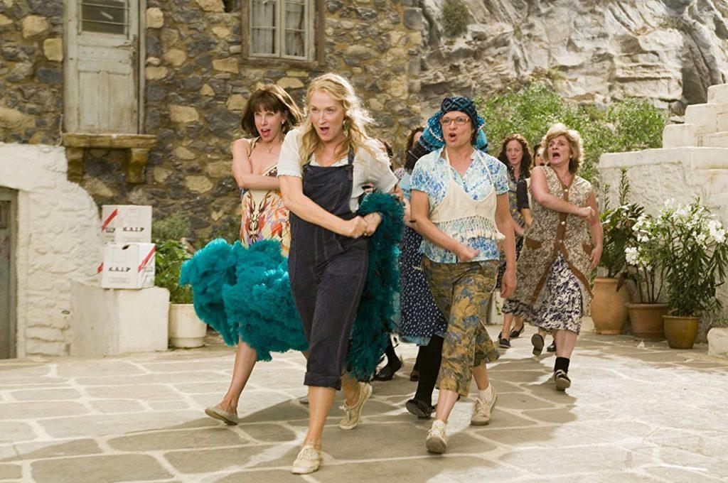 Best Travel Movie Mamma Mia! (2008)