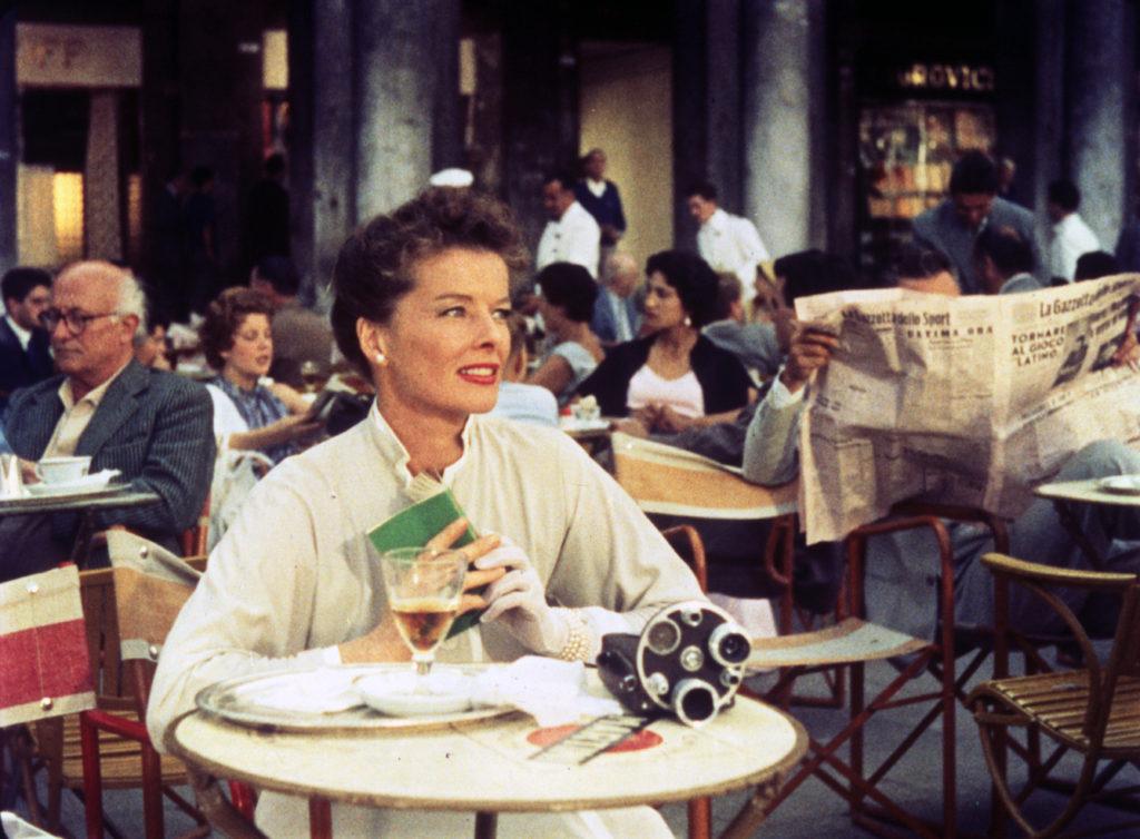 Best Travel Movie Summertime (1955)