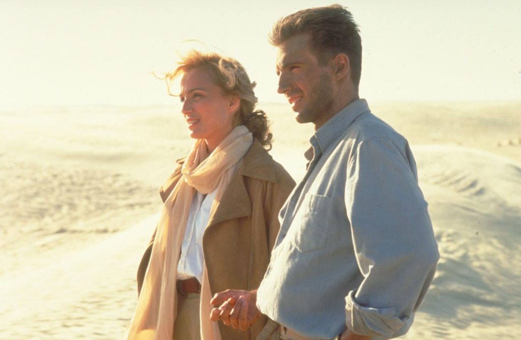 Iconic Travel Movie The English Patient (1996)