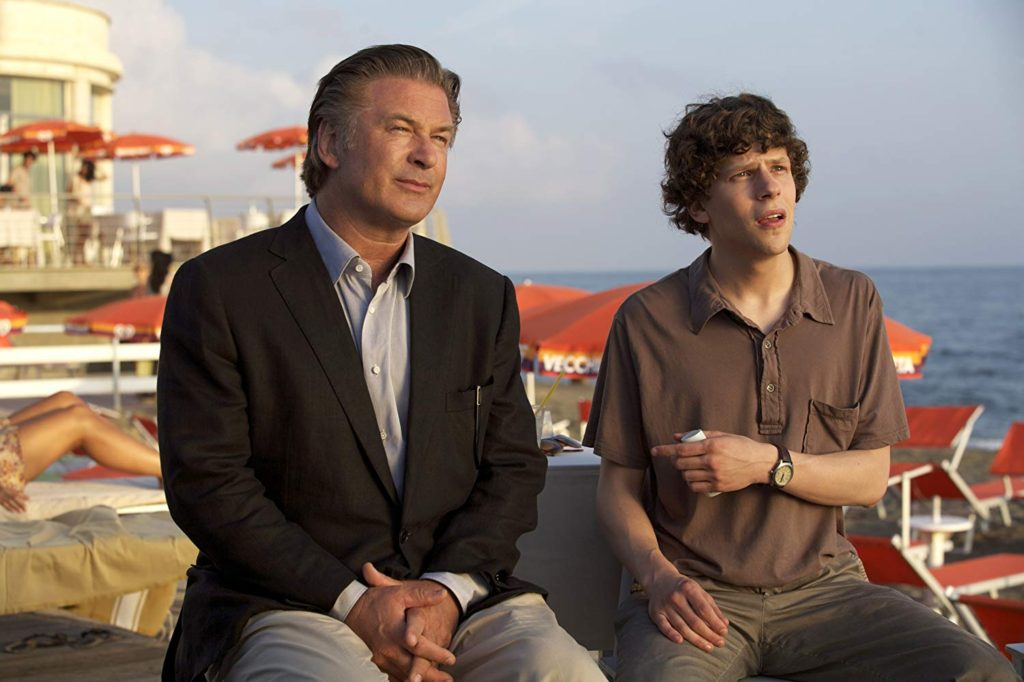 Best Travel Movie To Rome With Love (2012)