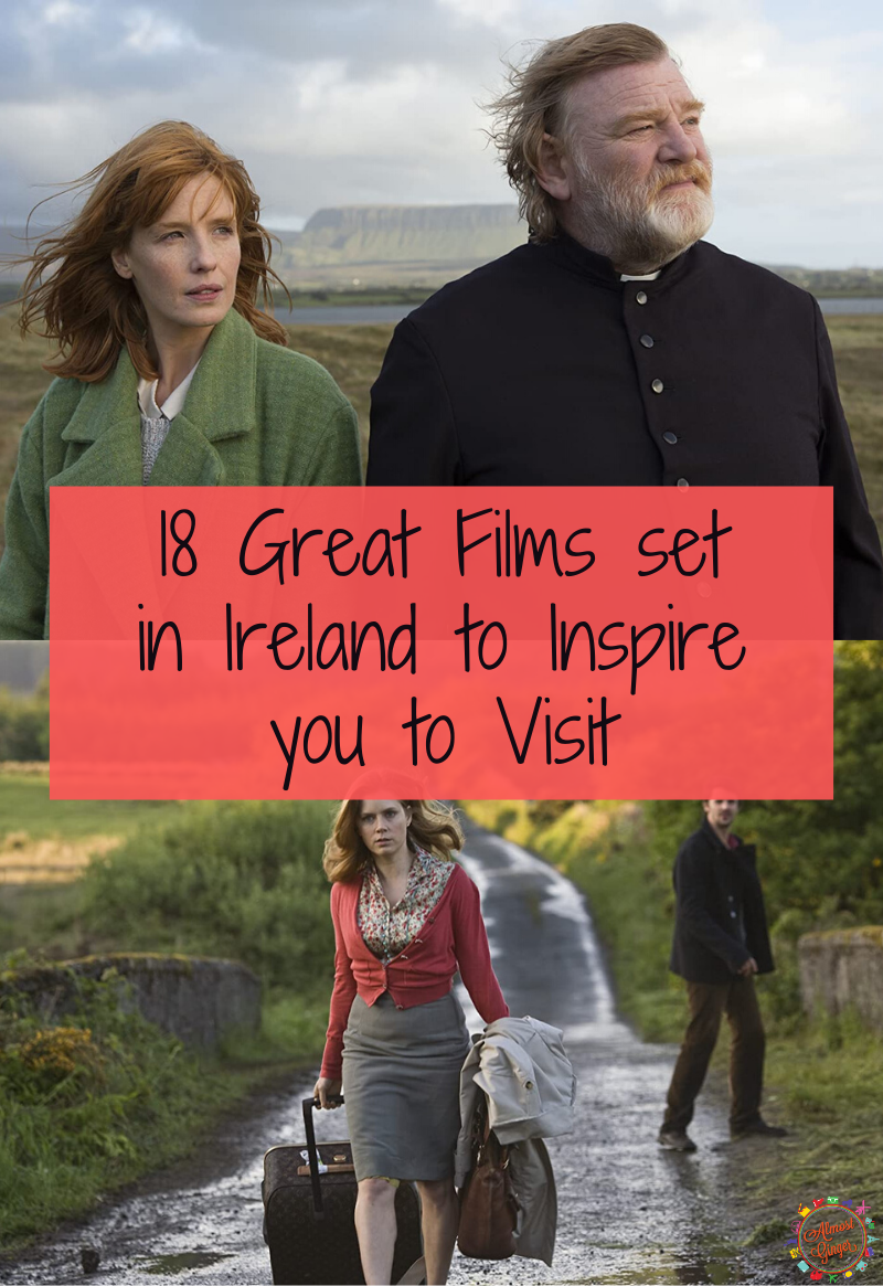 18 Great Films set in Ireland to Inspire you to Visit | almostginger.com