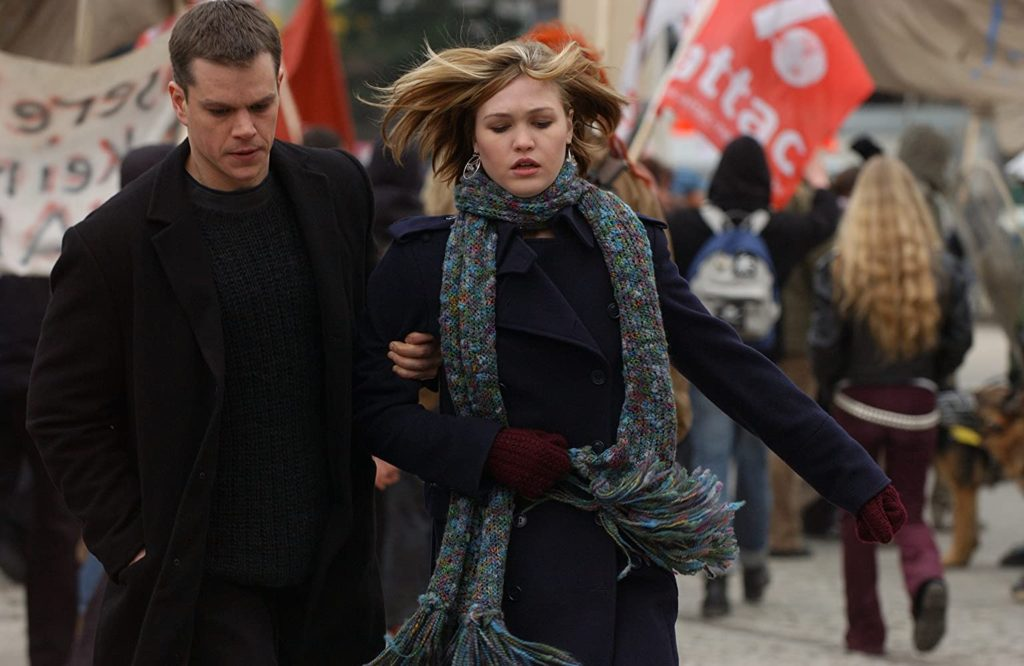 The Bourne Supremacy film still, a film set in Berlin, Germany
