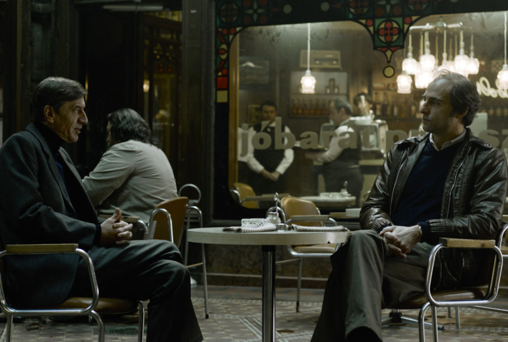Tinker Tailor Soldier Spy film still, a film set in Budapest, Hungary