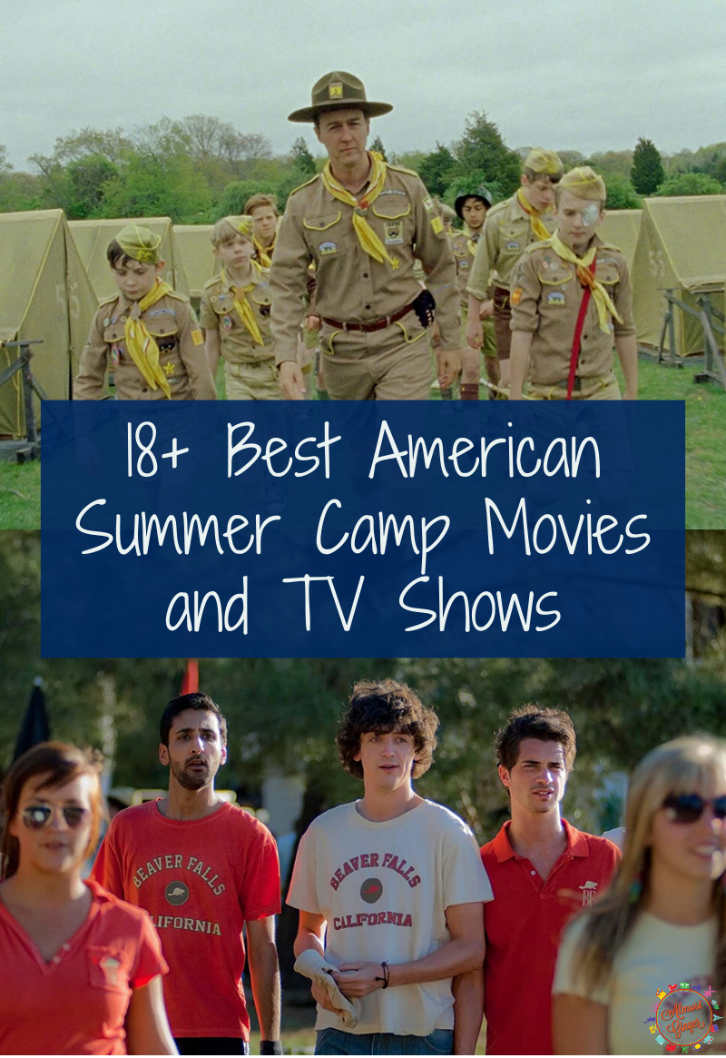 18+ Best Summer Camp Movies & TV Shows set in the USA