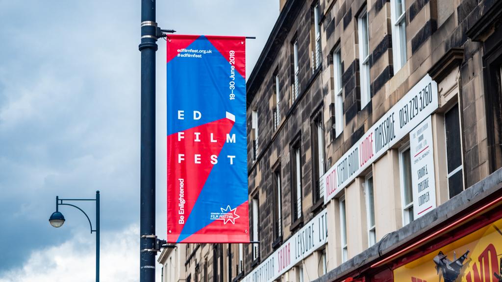 One of the Best Film Festivals in the World Edinburgh International Film Festival 2019 Banner