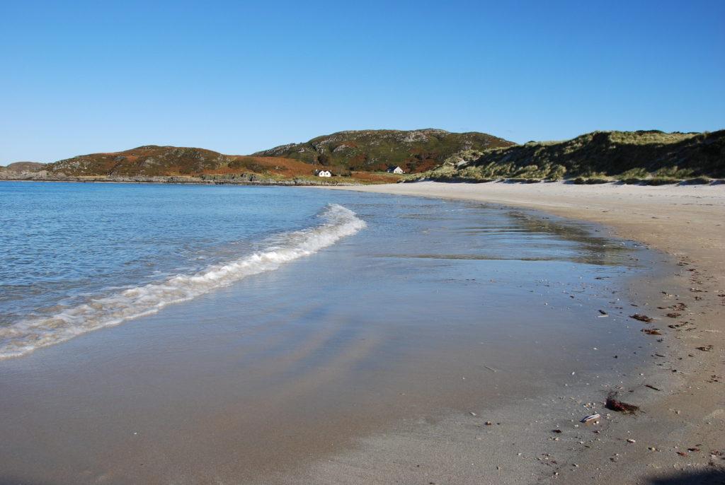 Where was Local Hero Filmed? Camusdarach Beach in Mallaig, Scotland Local Hero Film Location
