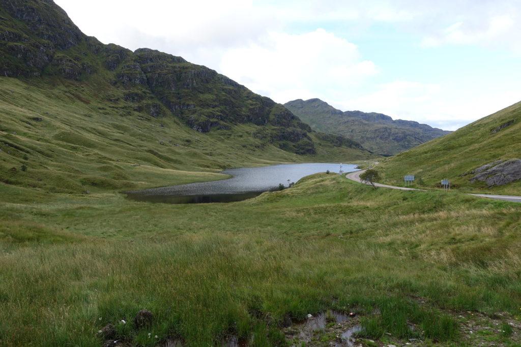 Loch Restil in Cairndow, Scotland