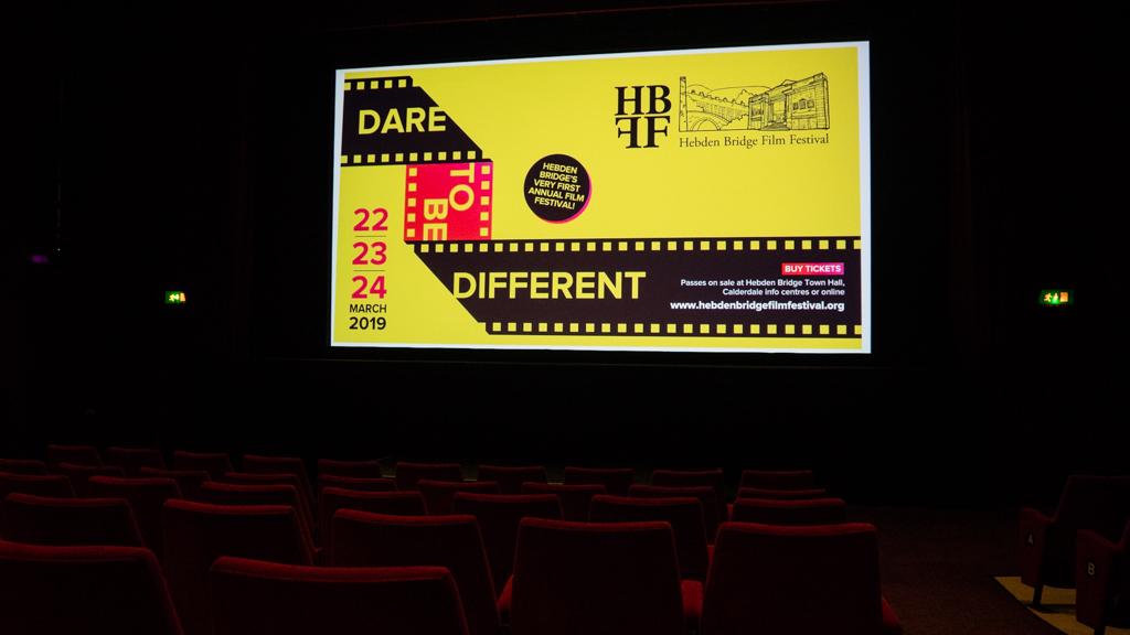 Hebden Bridge Film Festival 2019 Banner