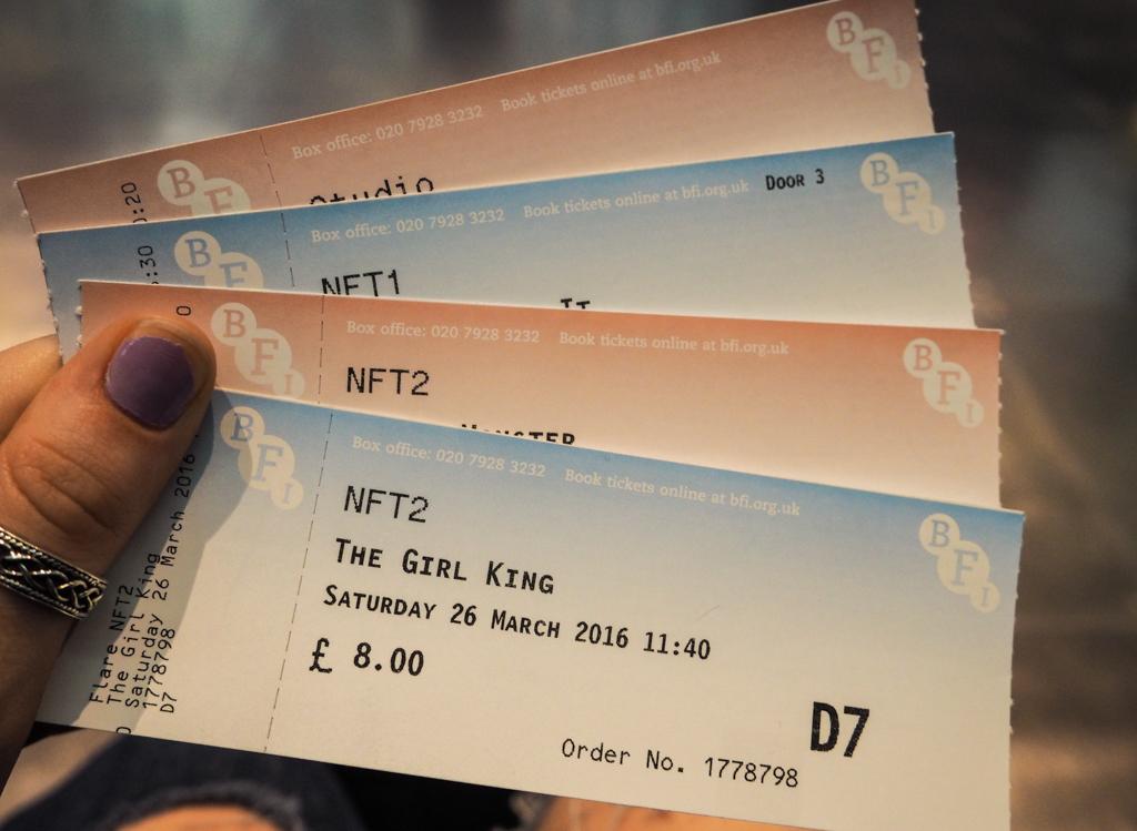 BFI London Flare Film Festival 2016 Tickets