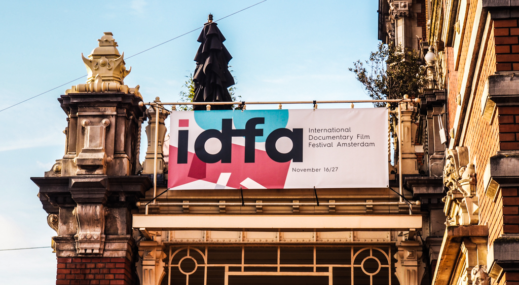 IDFA International Documentary Film Festival Amsterdam 2016 Banner