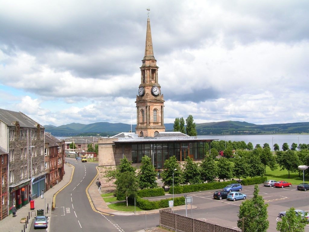 Port Glasgow, Scotland
