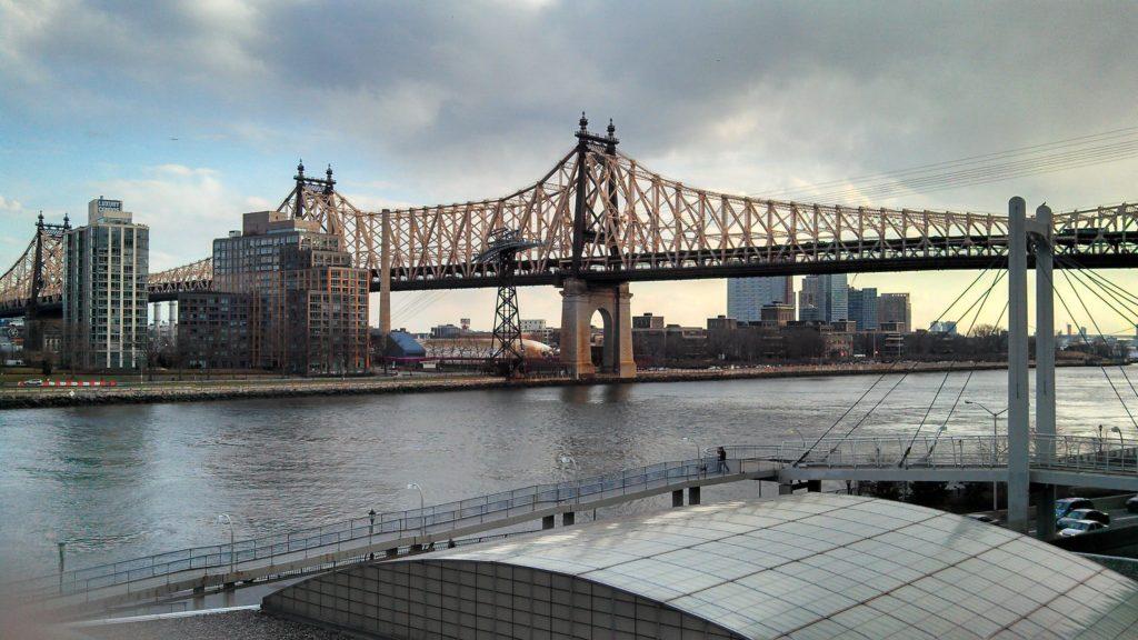Queensboro Bridge in New York City, USA