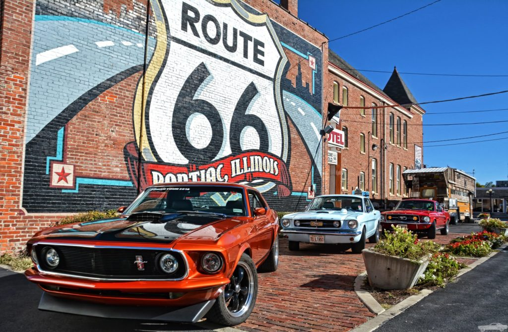 Famous Movie Location Route 66 in the USA