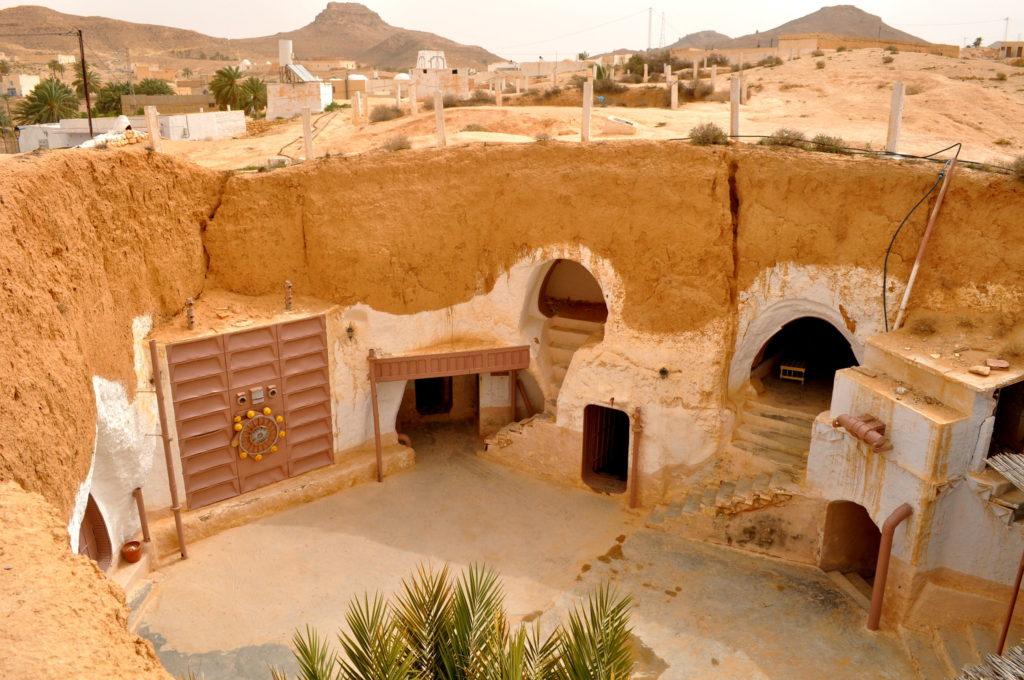 Sidi Idriss Hotel in Tunisia