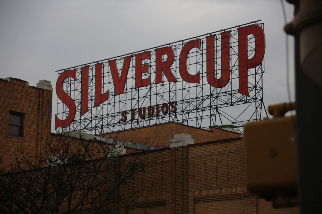 SilverCup Studios in Long Island City, New York in the USA Highlander Filming Location