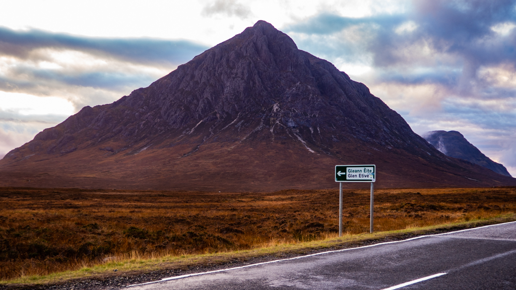 Glen Coe, Scotland Made of Honor Filming Location