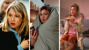 Bridget Jones's Diary (2001) Bridget Jones: The Edge of Reason (2004) Bridget Jones's Baby (2016)