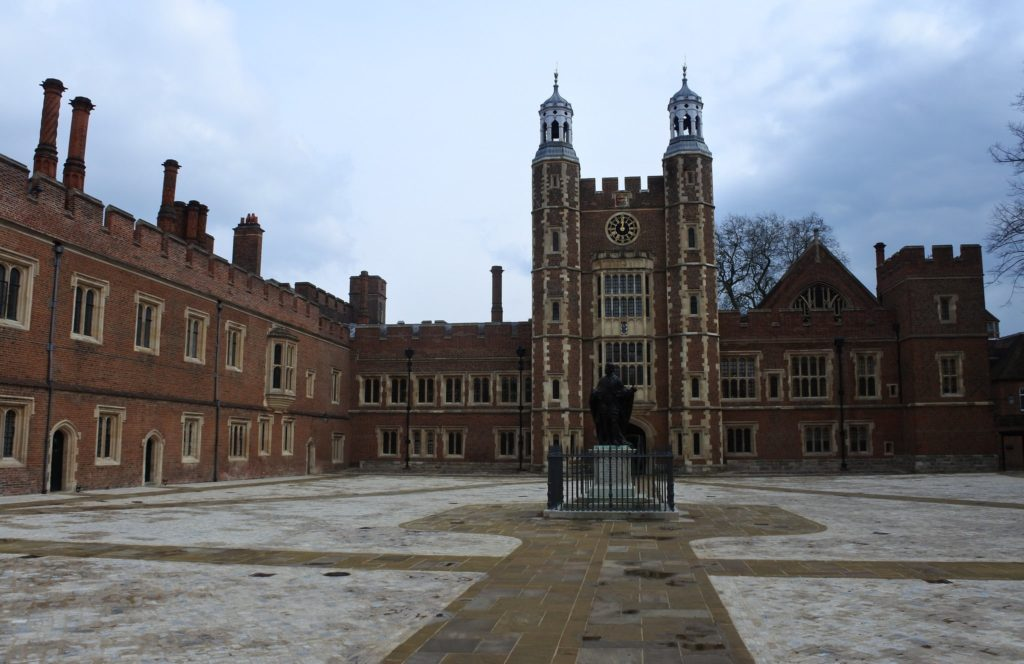 Eton College in Berkshire, England Chariots of Fire Film Location
