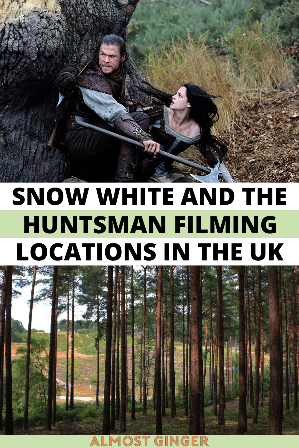 Snow White and the Huntsman Filming Locations in the UK | almostginger.com