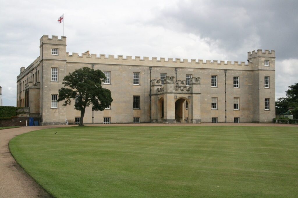 Syon House, Brentford in Middlesex, England