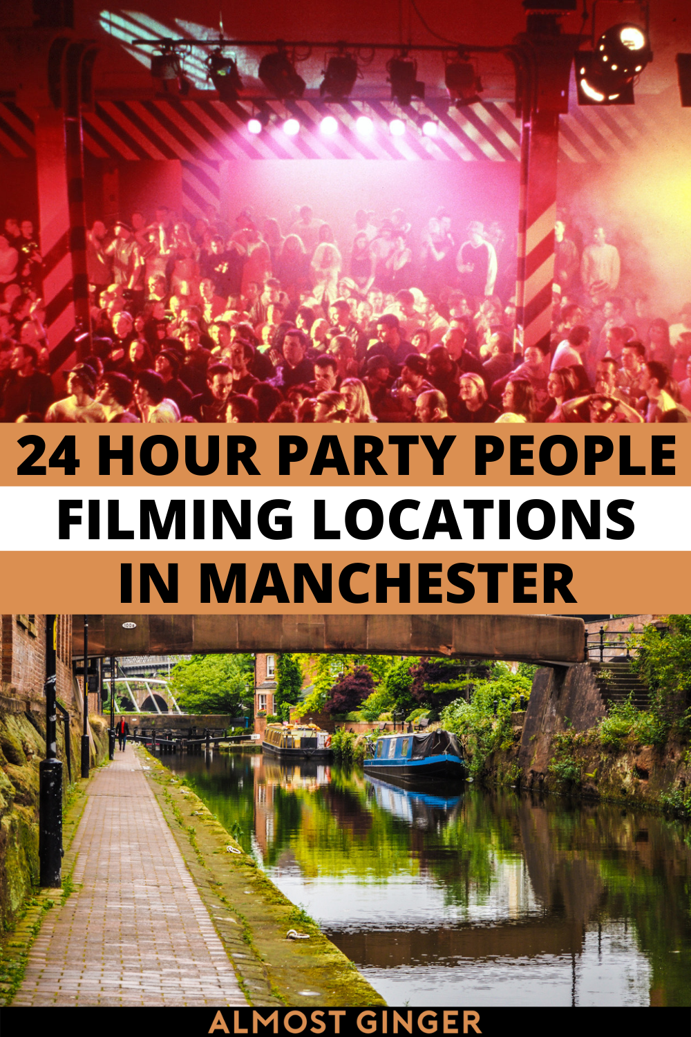 24 Hour Party People Filming Locations in Manchester, UK | almostginger.com