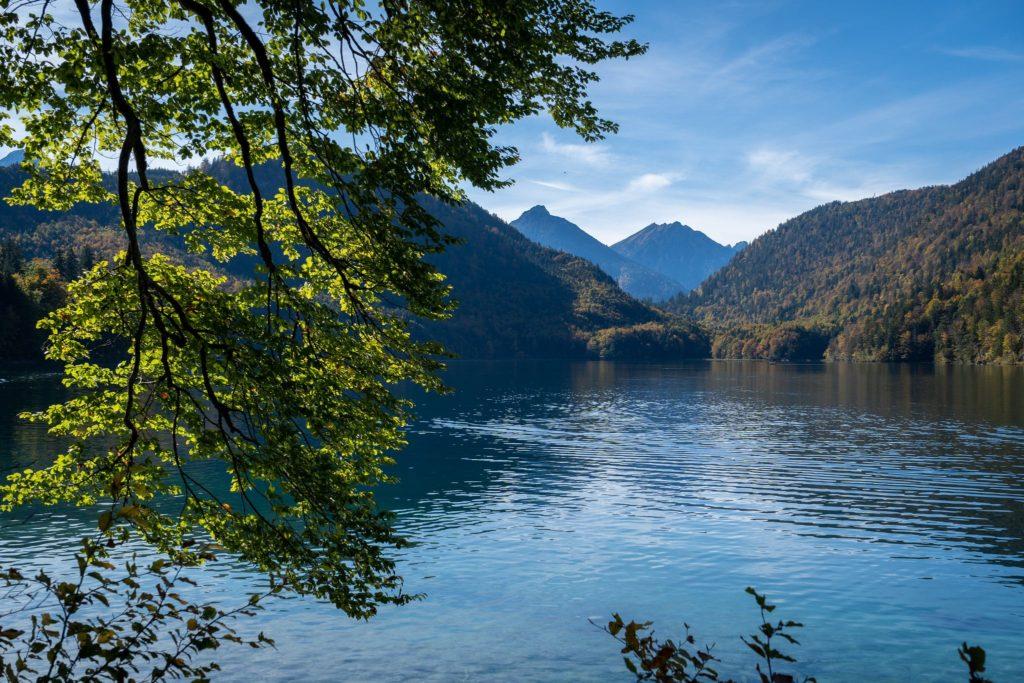 Alspee Lake in Bavaria, Germany Chitty Chitty Bang Bang Location