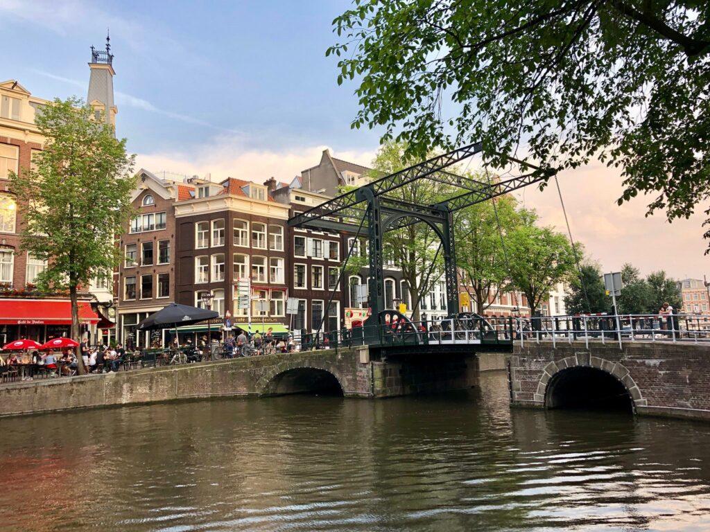 Aluminiumburg in Amsterdam, the Netherlands Ocean's Twelve Filming Location