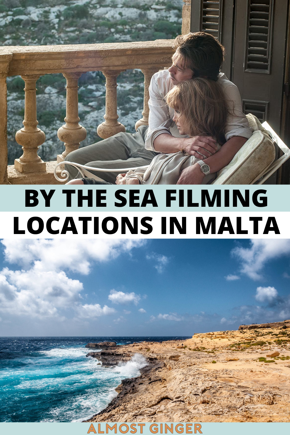 By the Sea Filming Locations in Malta