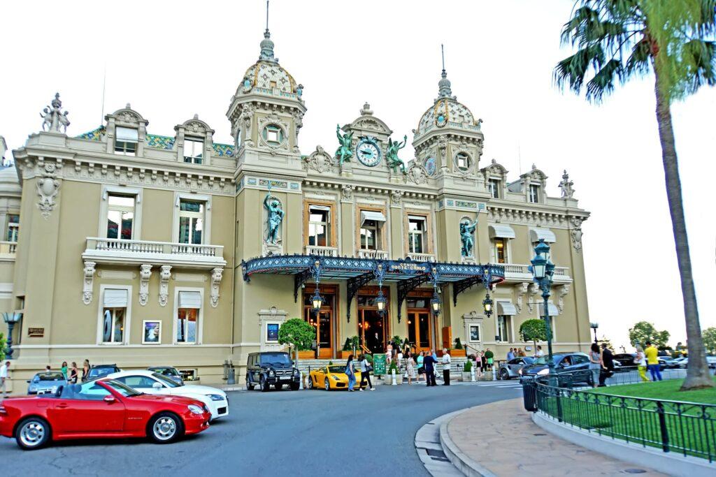 Casino de Monte Carlo in Monaco Ocean's Twelve Filming Location