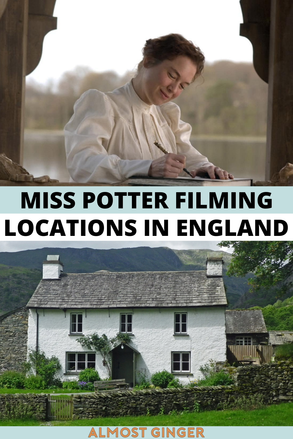 Miss Potter Film Locations in England | almostginger.com