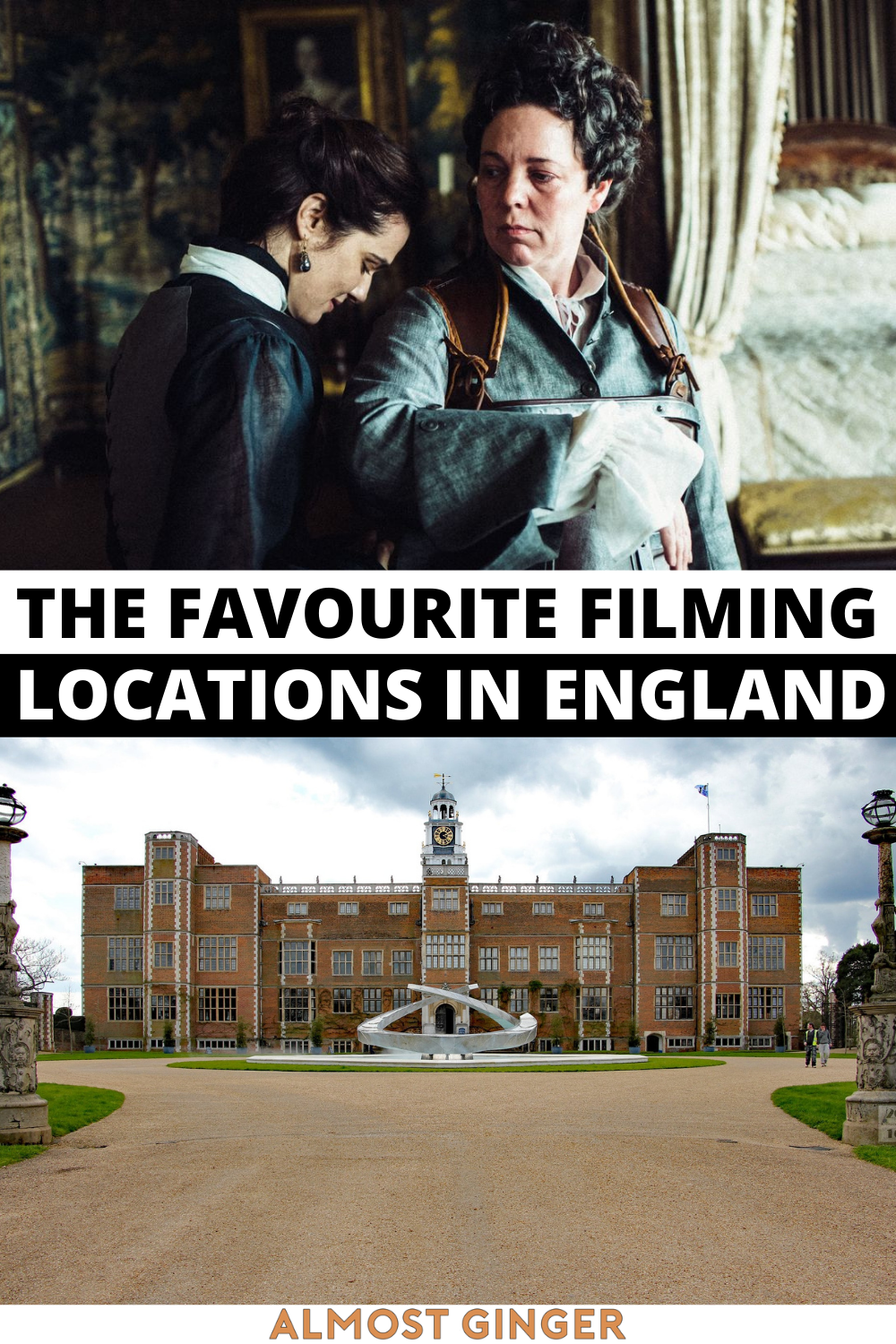 The Favourite Filming Locations in England   almostginger.com