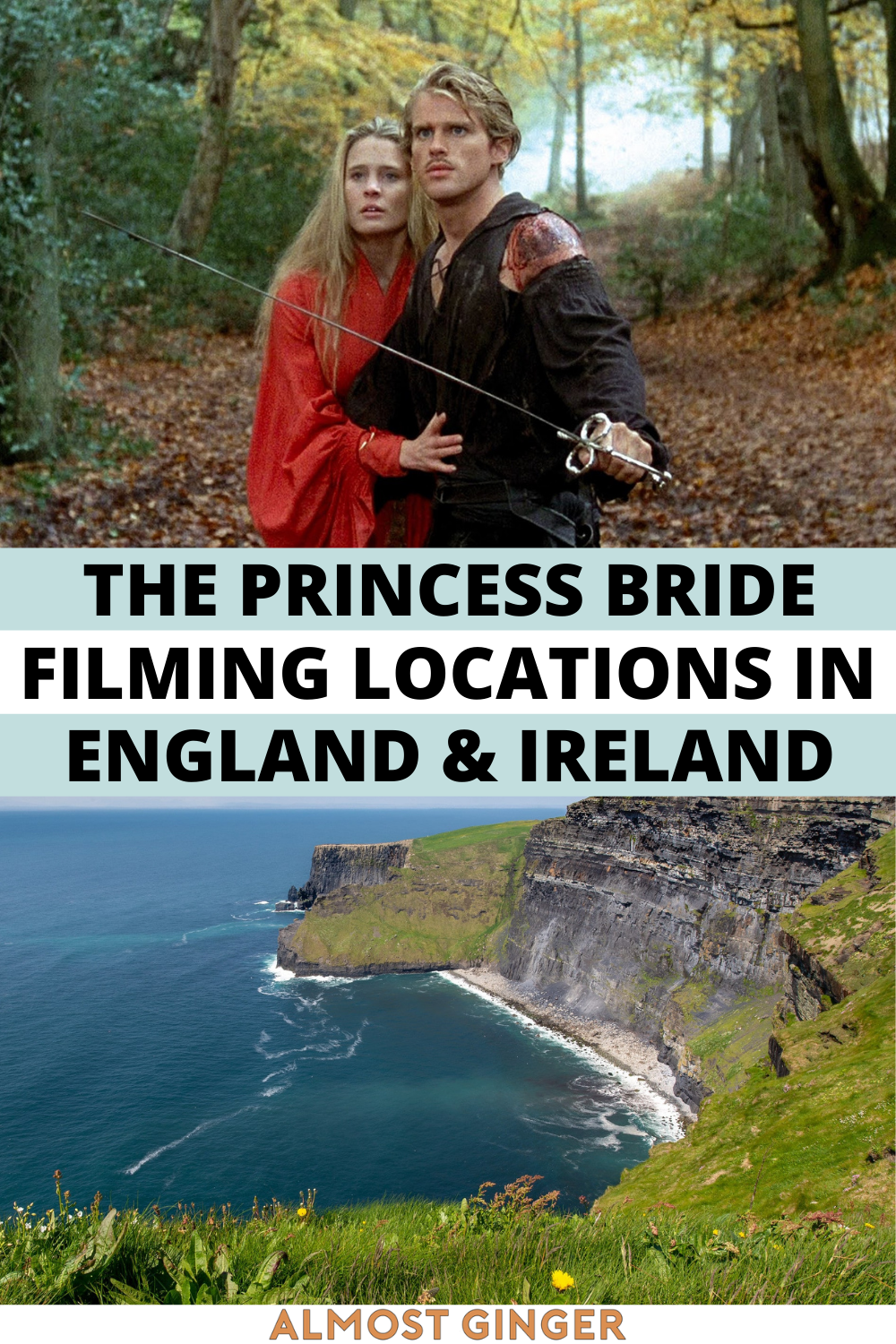 The Princess Bride Filming Locations in England & Ireland | almostginger.com