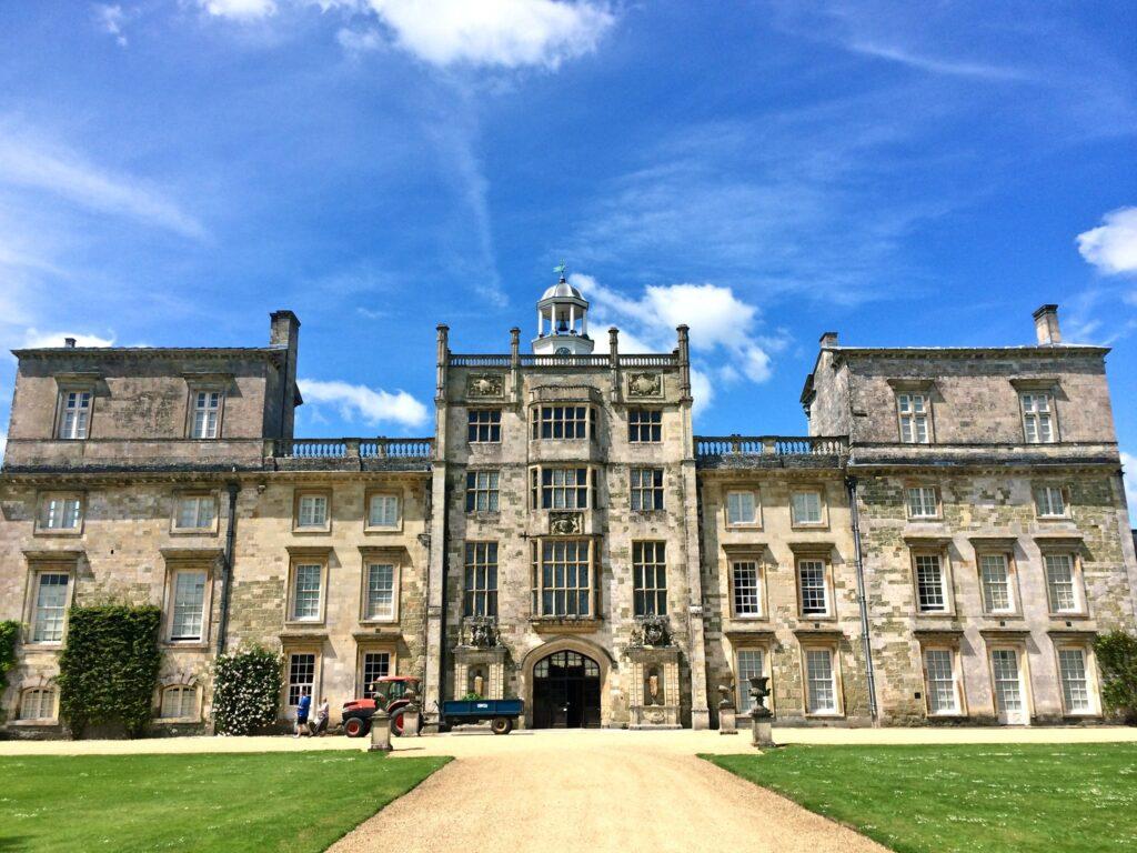 Wilton House in Salisbury, Wiltshire
